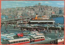 TURCHIA - TURKEY - Istanbul - Galata Bridge - Not Used - Türkei