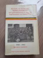 Kroniek Van WOII – Izegem – Ingelmunster – Ommeland, - Livres, BD, Revues
