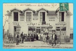 CPA VAIRES Maison Milliary - Au Port De Vaires - Canton Villeparisis - Vaires Sur Marne