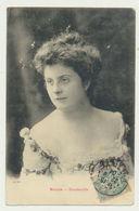 Artise Mme ROYER  - Vaudeville 1ère Série - Phototypie Bergeret - Bergeret
