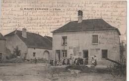 LE MAGNY D'AMANCE   - L'Ecole - France