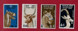 Egypte Egypt Post Day 1976 CV# £43 Complete Set Mint Never Hinged/MNH - Égypte