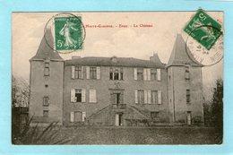 EOUX - Le Château - 1914 - - Sonstige Gemeinden