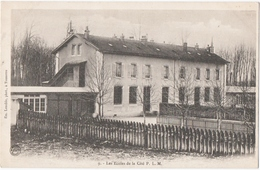 LAROCHE-MIGENNES ( 89) LES ECOLES De La CITE P.L.M. - Other Municipalities