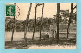 ARCACHON - Le Tir Aux Pigeons - 1912 - - Arcachon