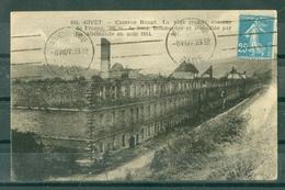 MILITARIA - 08 - GIVET - Caserne Rougé - La Plus Grande Caserne De France, 500 M. De Long. - Caserme