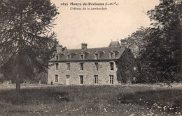 Maure De Bretagne (35) - Château De La Lambardais. - Autres Communes