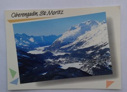 Oberengadin St Moritz - GR Grisons