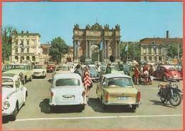 GERMANIA - GERMANY - Deutschland - ALLEMAGNE - Brandenburg - Potsdam - Brandenburger Tor - Not Used - Potsdam
