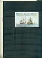S.LUCIA 200 BATAILLE DE TRAFALGAR 1 BF NEUF A PARTIR DE 1.50 EUROS - St.Lucie (1979-...)