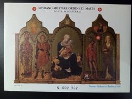 SMOM 1997 DIPINTO DEL SASSETTA - Malte (Ordre De)