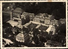 Cp Bruchsal Im Kraichgau Bade Württemberg, Blick Auf Das Schloss, Fliegeraufnahme - Deutschland