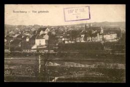 CACHET DU 160E REGIMENT D'INFANTERIE SUR CARTE DE SARREBOURG (MOSELLE) VOYAGE LE 30.7.1919 - Postmark Collection (Covers)