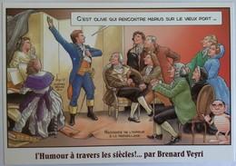 La Marseillaise Détournée à Marseille Marius & Olive Illustration Bernard Veyri 2017 - Veyri, Bernard