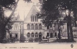 Auxerre La Préfecture - Auxerre