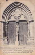 Pont Sur Yonne Portail Central De L'église - Pont Sur Yonne