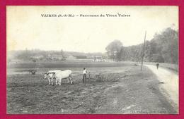 CPA Vaires - Panorama Du Vieux Vaires - Vaires Sur Marne