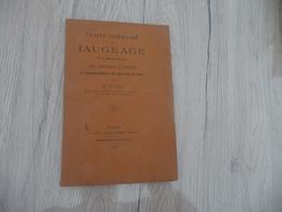 Traité Sommaire De Jaugeage Méthode Moorsom Des Navires à Voiles Et Goélettes De Pêche  Filippi 1904 - Bateaux