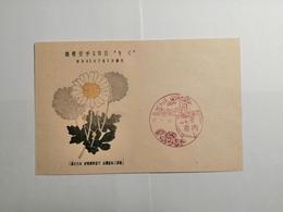 Entier Postal Japonais - Entiers Postaux