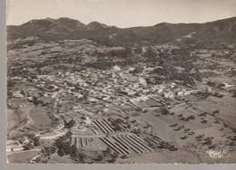 C. P. - PHOTO - AZAZGA - ALGER - VUE PANORAMIQUE AERIENNE DE LA VILLE - COMBIER - EN 1955 - Otras Ciudades