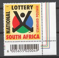 South Africa 2000 Mi# 1245** NATIONAL LOTTERY - Afrique Du Sud (1961-...)