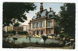 Cpsm -  LEVALLOIS La Mairie - Levallois Perret
