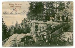 RO 998 - 2108 PUTNA, Bukowina, Romania, Chilia Pustnicului - Old Postcard - Used - 1928 - Rumänien