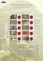 Gran Bretagna, 2013 CS22 Bertram Mackennal, Autore Della Testa Di Re Giorgio V, Smiler, Con Custodia, Perfetto - Personalisierte Briefmarken