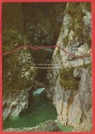 Tiefenbachklamm Im Brandenbergtal Bei Kramsach, Unterinntal, Tirol - Österreich