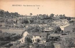 CPA Septèmes - Vue Générale De Tubier - Quartiers Nord, Le Merlan, Saint Antoine