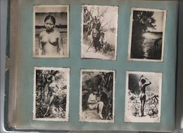 Top ALBUM PHOTOS NHATRANG, C RHAN... VIETNAM, MOÏ SEINS NUS, PECHE, RIZIERE, MILITAIRES, Colonel DELORY, PAYSAGES... - Albums & Collections