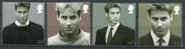 Grossbritanien Mi# 2132-5 Postfrisch MNH - Prince William - Ongebruikt