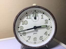 REVEIL JAPY- EN ETAT DE FONCTIONNEMENT - Alarm Clocks