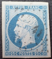 C539/7 - LN N°10 - LPC - 1852 Louis-Napoléon