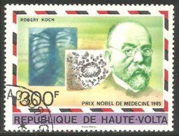 940 Haute Volta Prix Nobel Prize Robert Koch Medecine 1905 (VOL-27) - Médecine