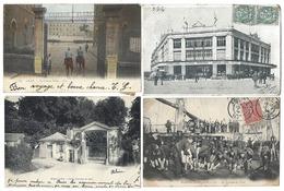 FRANCE - Joli Lot De 43 CPA - 1900-1910 - Même Destinataire - Toutes Circulées - 5 - 99 Cartes