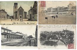 FRANCE - Joli Lot De 42 CPA - 1900-1910 - Même Destinataire - Toutes Circulées - 5 - 99 Cartes
