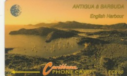 PHONE CARD ANTIGUA BARBUDA (E58.6.4 - Antigua And Barbuda
