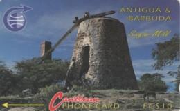 PHONE CARD ANTIGUA BARBUDA (E58.6.8 - Antigua And Barbuda