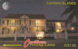 PHONE CARD CAYMAN (E58.7.2 - Isole Caiman