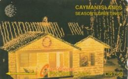 PHONE CARD CAYMAN (E58.7.4 - Isole Caiman