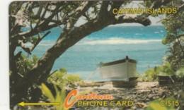 PHONE CARD CAYMAN (E58.7.6 - Isole Caiman