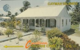 PHONE CARD CAYMAN (E58.7.8 - Isole Caiman