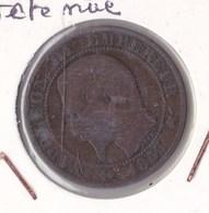 5 Centimes Napoleon III 1857 K - France