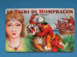 SAN MARINO C&C 7043 - LE TIGRI DI MOMPRACEM - NUOVA MINT - San Marino