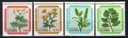 AZZORRE - 1981 - FLORA LOCALE - MNH - Azores