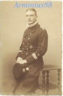 Wk1 - Guerre 14-18 - Kaiserliche Marine - Oberleutnant Zur See Otto Triebel - E K 1. 1914 - Kolberg (Kołobrzeg, Colberg) - Guerre, Militaire