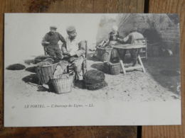 CPA (62) Pas De Calais - LE PORTEL - L'Amorçage Des Lignes - Le Portel