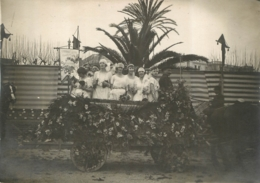 CANNES COMITE DES FETES PHOTO ORIGINALE 17 X 12 CM - Lieux