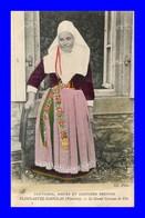 Plougastel * Le Grand Costume De Fete  Collection Nd     ( Scan Recto Et Verso) - Plougastel-Daoulas